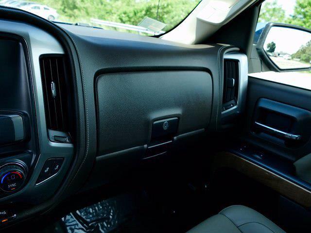 2016 Chevrolet Silverado 1500 Crew Cab 4x4, Pickup #V8454A - photo 12
