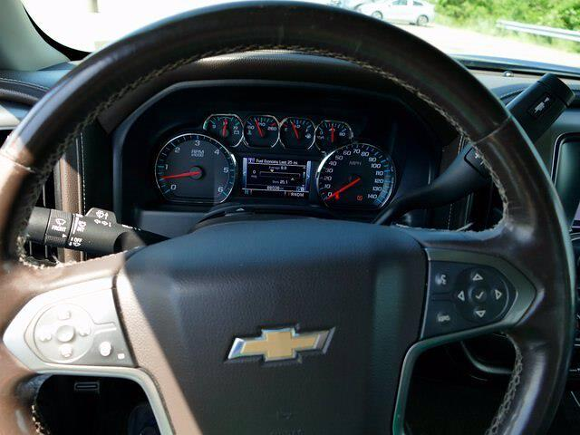 2016 Chevrolet Silverado 1500 Crew Cab 4x4, Pickup #V8454A - photo 14
