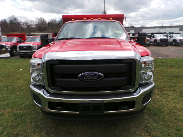 2016 F-350 Super Cab DRW 4x4, Rugby Dump Body #G2966 - photo 3