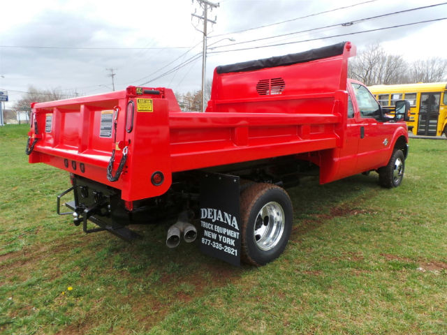 2016 F-350 Super Cab DRW 4x4, Rugby Dump Body #G2966 - photo 5