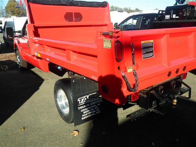 2016 F-350 Super Cab DRW 4x4, Rugby Dump Body #G2966 - photo 11