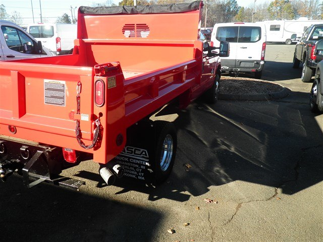 2016 F-350 Super Cab DRW 4x4, Rugby Dump Body #G2966 - photo 13