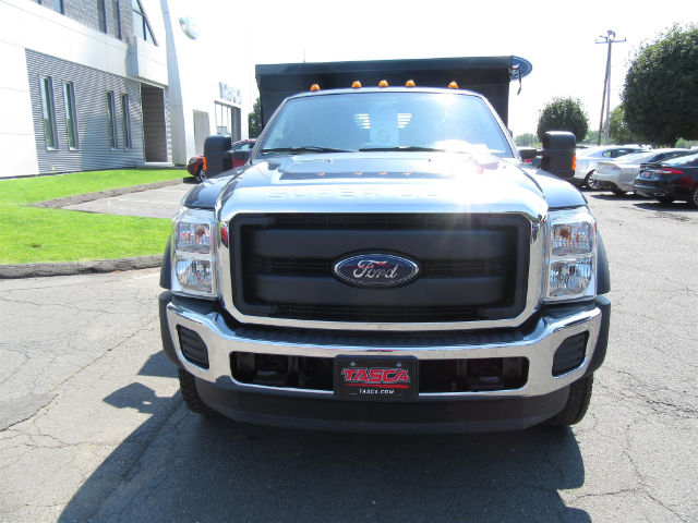 2016 F-450 Regular Cab DRW 4x4, Rugby Dump Body #G3051 - photo 3