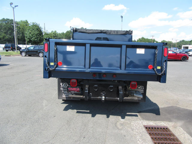 2016 F-450 Regular Cab DRW 4x4, Rugby Dump Body #G3051 - photo 6