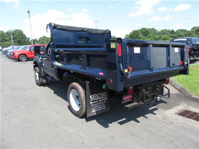 2016 F-450 Regular Cab DRW 4x4, Rugby Dump Body #G3051 - photo 5