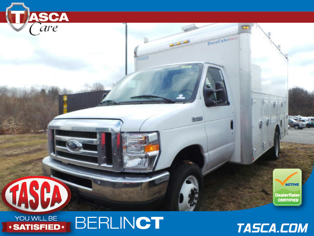 2017 Ford E-450 RWD, Service Utility Van #G6946A - photo 1