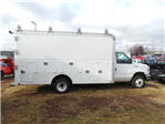 2017 Ford E-450 RWD, Service Utility Van #G6946A - photo 5
