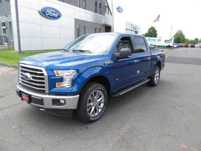 2017 F-150 Crew Cab 4x4 Pickup #G3701 - photo 4