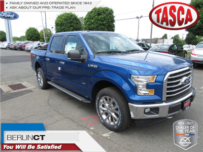 2017 F-150 Crew Cab 4x4 Pickup #G3701 - photo 1