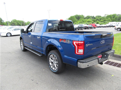2017 F-150 Crew Cab 4x4 Pickup #G3701 - photo 5