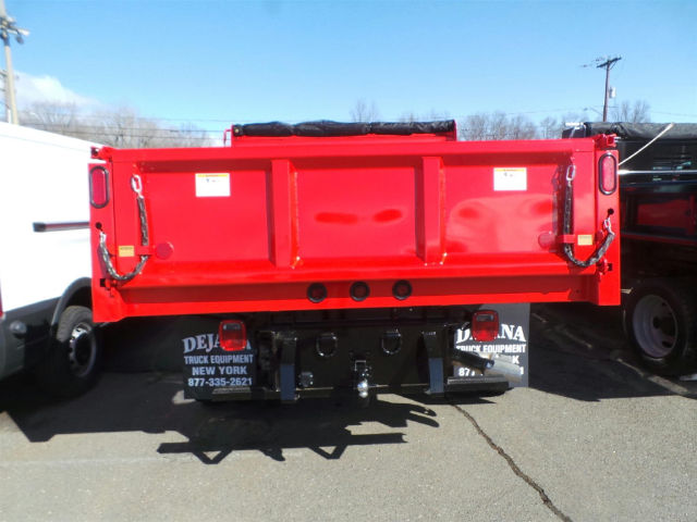 2017 F-550 Regular Cab DRW 4x4 Dump Body #G3734 - photo 3