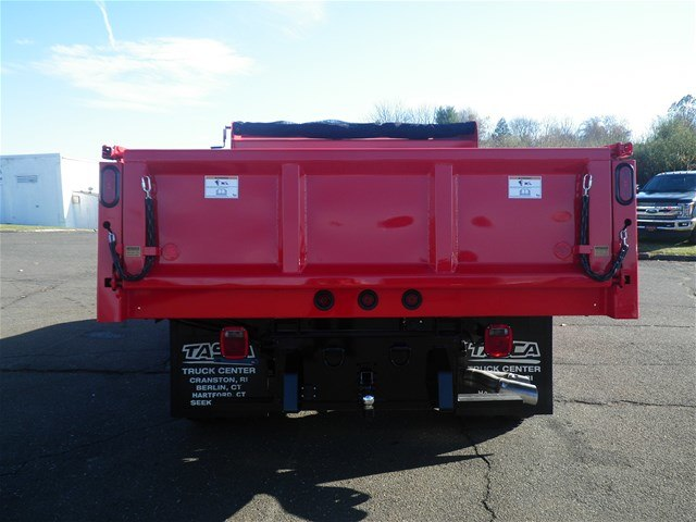 2017 F-550 Regular Cab DRW 4x4 Dump Body #G3734 - photo 6