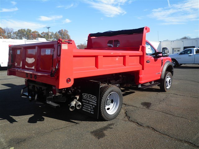 2017 F-550 Regular Cab DRW 4x4 Dump Body #G3734 - photo 2