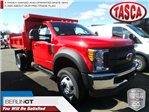 2017 F-550 Regular Cab DRW 4x4 Dump Body #G3734 - photo 1