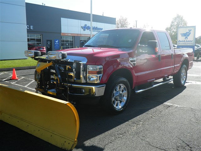 2010 F-250 Crew Cab 4x4 Pickup #G3806A - photo 6