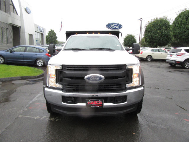 2017 F-550 Regular Cab DRW 4x4 Dump Body #G3984 - photo 3