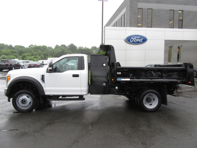 2017 F-550 Regular Cab DRW 4x4 Dump Body #G3984 - photo 5