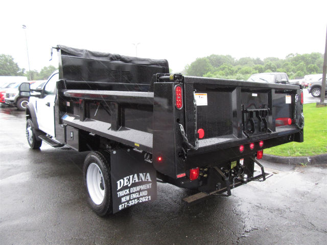 2017 F-550 Regular Cab DRW 4x4 Dump Body #G3984 - photo 6