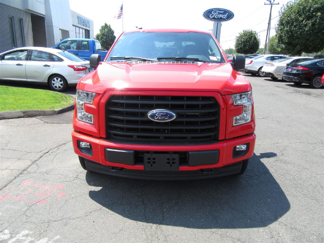 2017 F-150 Crew Cab 4x4 Pickup #G4079 - photo 3