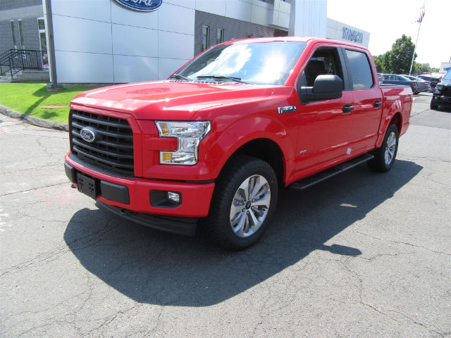 2017 F-150 Crew Cab 4x4 Pickup #G4079 - photo 4