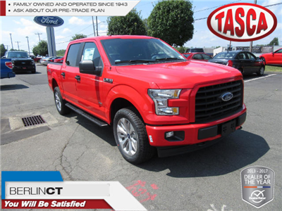 2017 F-150 Crew Cab 4x4 Pickup #G4079 - photo 1