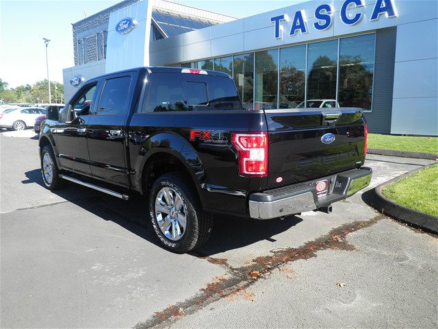 2018 F-150 Crew Cab 4x4, Pickup #G4104 - photo 5