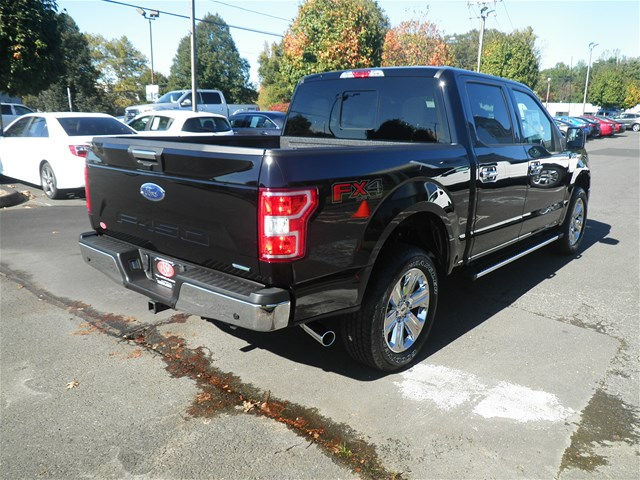 2018 F-150 Crew Cab 4x4, Pickup #G4104 - photo 2