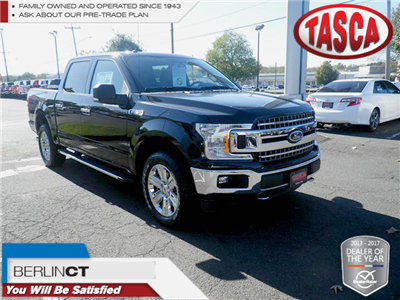 2018 F-150 Crew Cab 4x4, Pickup #G4104 - photo 1