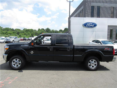 2013 F-250 Crew Cab 4x4 Pickup #G4110A - photo 5