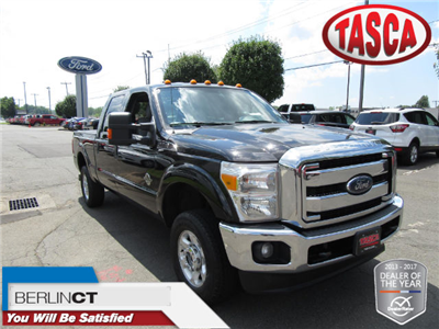 2013 F-250 Crew Cab 4x4 Pickup #G4110A - photo 1