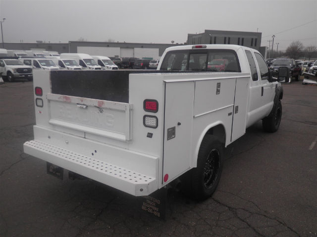 2008 F-350 Super Cab 4x4 Service Body #G4119A - photo 2