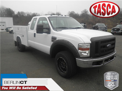 2008 F-350 Super Cab 4x4 Service Body #G4119A - photo 1