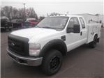 2008 F-350 Super Cab 4x4 Service Body #G4119A - photo 4