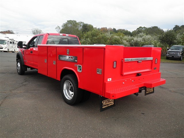 2017 F-450 Super Cab DRW 4x4 Service Body #G4199 - photo 5