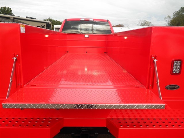 2017 F-450 Super Cab DRW 4x4 Service Body #G4199 - photo 8