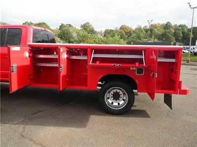 2017 F-450 Super Cab DRW 4x4 Service Body #G4199 - photo 10