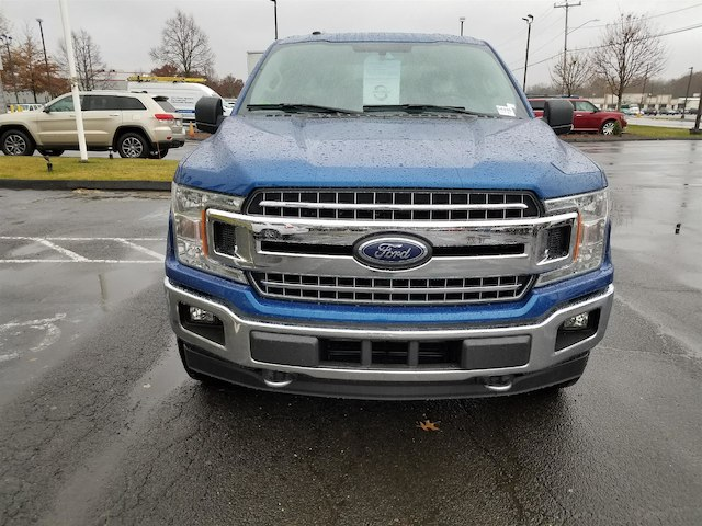 2018 F-150 Crew Cab 4x4 Pickup #G4246 - photo 3