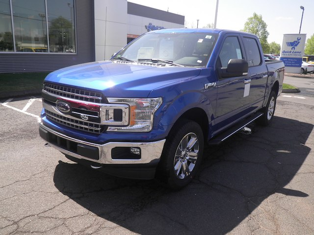 2018 F-150 SuperCrew Cab 4x4,  Pickup #G4381 - photo 33