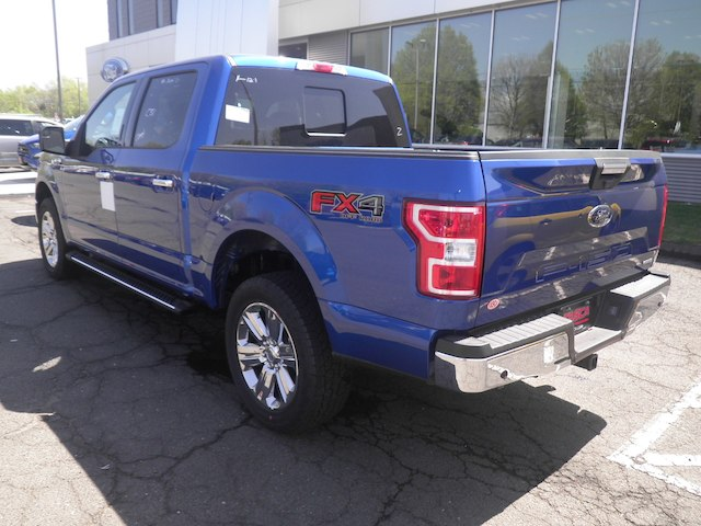 2018 F-150 SuperCrew Cab 4x4,  Pickup #G4381 - photo 3