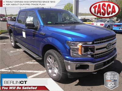 2018 F-150 SuperCrew Cab 4x4,  Pickup #G4381 - photo 1