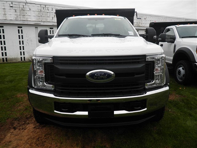 2017 F-550 Regular Cab DRW 4x4 Dump Body #G4384 - photo 3