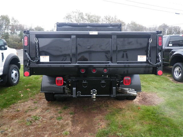 2017 F-550 Regular Cab DRW 4x4 Dump Body #G4384 - photo 6