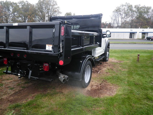 2017 F-550 Regular Cab DRW 4x4 Dump Body #G4384 - photo 2