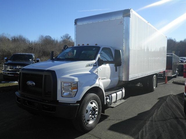 2018 F-650 Regular Cab DRW 4x2,  Supreme Dry Freight #G4386 - photo 27