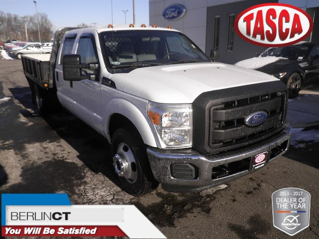 2011 F-350 Crew Cab DRW 4x4, Stake Bed #G4398A - photo 1