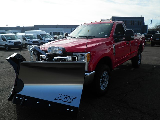 2017 F-350 Regular Cab 4x4 Pickup #G4430 - photo 4