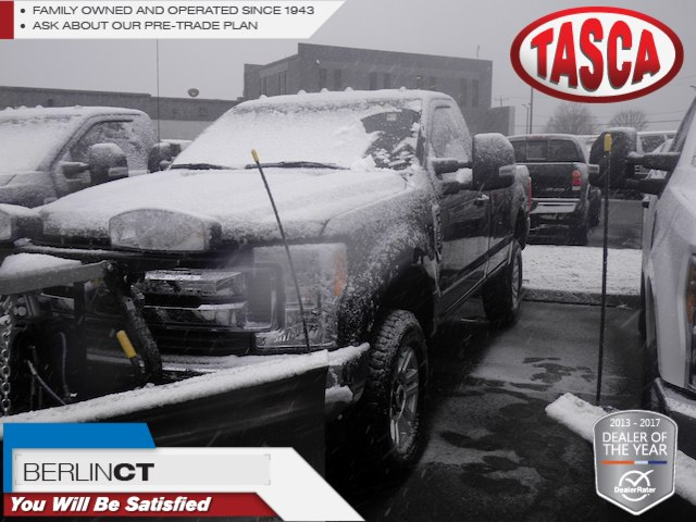 2017 F-350 Regular Cab 4x4, Pickup #G4432 - photo 1