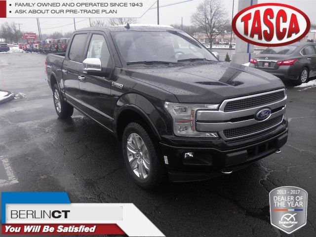 2018 F-150 Crew Cab 4x4, Pickup #G4516 - photo 1