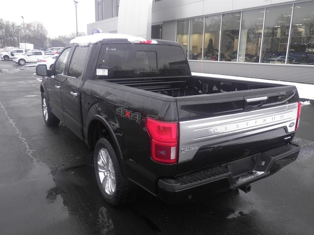 2018 F-150 Crew Cab 4x4, Pickup #G4516 - photo 5