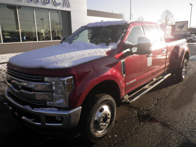 2018 F-350 Crew Cab DRW 4x4, Pickup #G4532 - photo 4